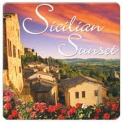 Sicilian Sunset (západ slunce)